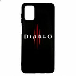 Чохол для Samsung M51 Diablo 3