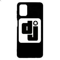 Чохол для Samsung M51 DJ star