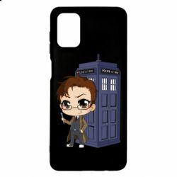 Чохол для Samsung M51 Doctor who is 10 season2