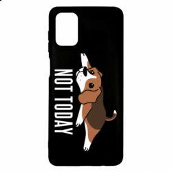 Чехол для Samsung M51 Dog not today