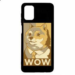 Чохол для Samsung M51 Doge wow meme