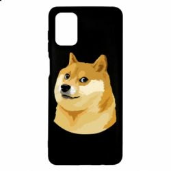 Чохол для Samsung M51 Doge