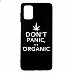 Чехол для Samsung M51 Dont panic its organic