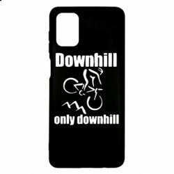 Чохол для Samsung M51 Downhill,only downhill
