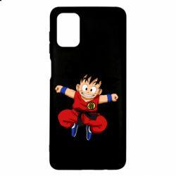 Чохол для Samsung M51 Dragon ball Son Goku