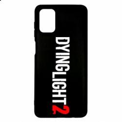 Чохол для Samsung M51 Dying Light 2 logo