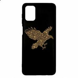 Чехол для Samsung M51 Eagle feather