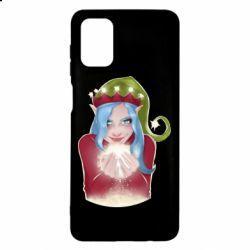 Чехол для Samsung M51 Elf girl