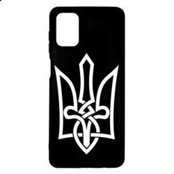 Чехол для Samsung M51 Emblem 22