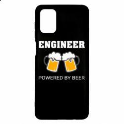 Чохол для Samsung M51 Engineer Powered By Beer