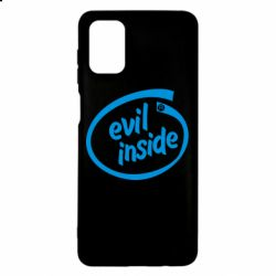 Чохол для Samsung M51 Evil Inside