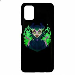 Чехол для Samsung M51 Evil Maleficent