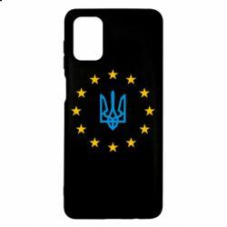 Чохол для Samsung M51 ЕвроУкраїна