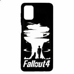 Чехол для Samsung M51 Fallout 4 Art