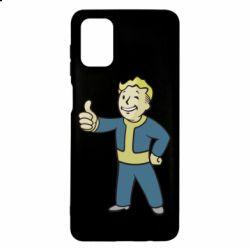 Чехол для Samsung M51 Fallout Boy