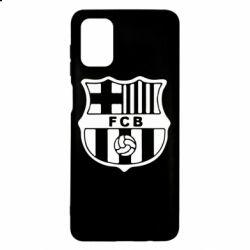 Чохол для Samsung M51 FC Barcelona