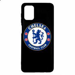 Чехол для Samsung M51 FC Chelsea
