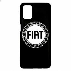 Чохол для Samsung M51 Fiat logo