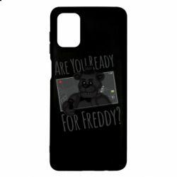 Чехол для Samsung M51 Five Nights at Freddy's 1