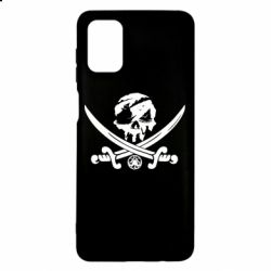 Чохол для Samsung M51 Flag pirate