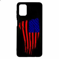 Чохол для Samsung M51 Прапор США