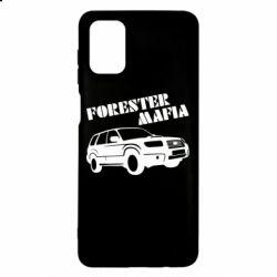 Чехол для Samsung M51 Forester Mafia