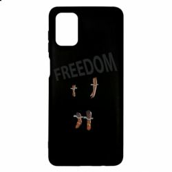 Чехол для Samsung M51 Freedom and limbs
