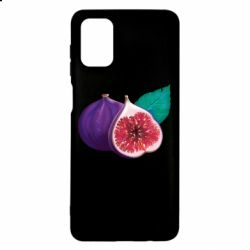 Чехол для Samsung M51 Fruit Fig