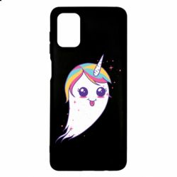 Чохол для Samsung M51 Ghost Unicorn