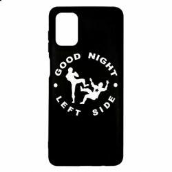 Чехол для Samsung M51 Good Night