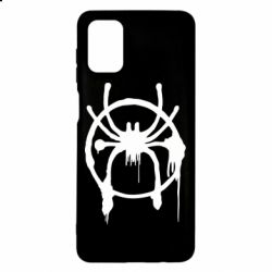 Чохол для Samsung M51 Graffiti Spider Man Logo
