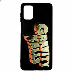 Чехол для Samsung M51 Gravity Falls