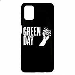 "Чохол для Samsung M51 Green Day "" American Idiot"