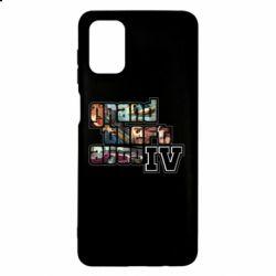 Чохол для Samsung M51 GTA IV
