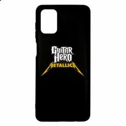 Чохол для Samsung M51 Guitar Hero Metallica