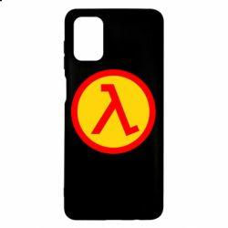 Чохол для Samsung M51 Half Life Logo