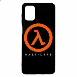 Чехол для Samsung M51 Half-life logotype