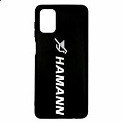 Чохол для Samsung M51 Hamann