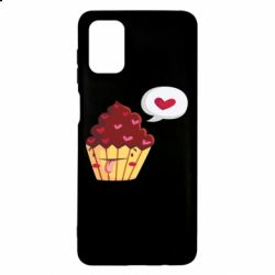 Чохол для Samsung M51 Happy cupcake