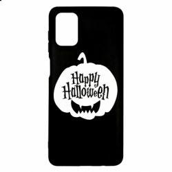 Чохол для Samsung M51 Happy halloween smile