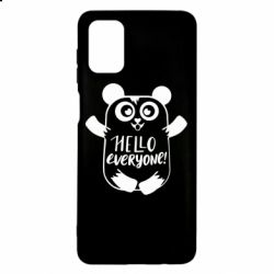Чехол для Samsung M51 Happy panda