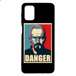 Чохол для Samsung M51 Heisenberg Danger