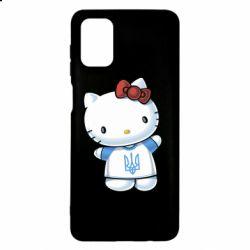 Чехол для Samsung M51 Hello Kitty UA