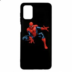 Чехол для Samsung M51 Hero Spiderman