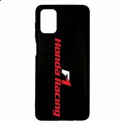 Чехол для Samsung M51 Honda F1 Racing