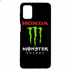 Чехол для Samsung M51 Honda Monster Energy