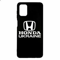 Чехол для Samsung M51 Honda Ukraine