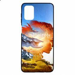 Чехол для Samsung M51 Horizon Zero Dawn art