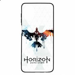 Чехол для Samsung M51 Horizon Zero Dawn low poly