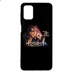 Чохол для Samsung M51 Horizon Zero Dawn